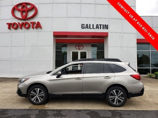 2019 subaru outback 2 5i limited gallatin tn near hendersonville lebanon white house tennessee 4s4bsanc0k3214429 toyota of gallatin